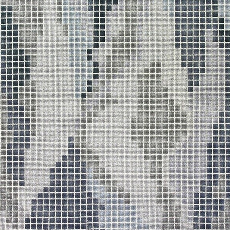 Tapete Vidrilho cinza 2,20 x 1,76